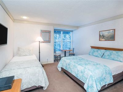 Photo for Hotel Room With Kitchenette at Mountainside Inn, Pet-Friendly