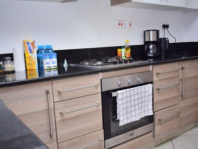 Cosy, minimalist, African-chic apartment in Westlands