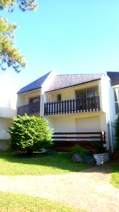Photo for In the heart of Hardelot golf, pleasant apartment in a wooded park