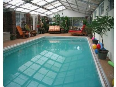 Photo for Whole house near it all, indoor heated  pool and a whole lot more'