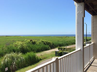 Photo for Expansive ocean views, family-friendly, long term renters welcome