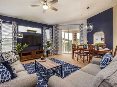 Photo for Near Disney World - Legacy Dunes - Amazing Contemporary 2 Beds 2 Baths Condo - 4 Miles To Disney