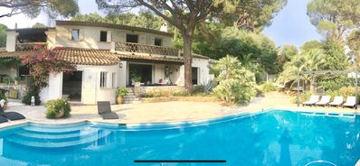 Photo for EXCEPTIONAL HOUSE WITH POOL IN QUIET PRIVATE AREA - VILLA 5 BEDROOMS