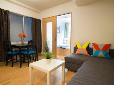 Photo for 1BR Apartment Vacation Rental in Minato ku, Tokyo