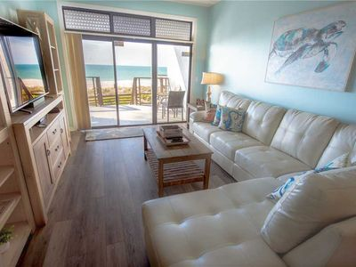 Beach Front Condo with Sunset Views from your Balcony!