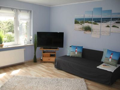 Photo for 2-room holiday house (70m², max 4 pers + 1 baby) - Cottage on the edge of the forest near Kühlungsborn