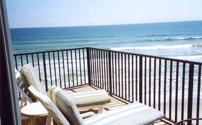 Photo for Penthouse Oceanfront Corner Unit ~ Best View ~ Private Hot Tub
