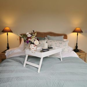 Photo for A romantic retreat for two in the heart of the North Devon countryside