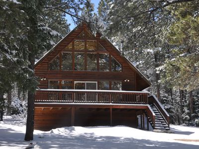 Photo for Beautiful mountain chalet  within 5 minutes of all Angel Fire amenities.