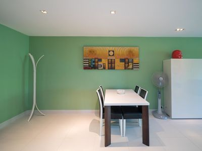 Photo for N308 - Walk to the beach apartment in Kamala, pool, gym, parking