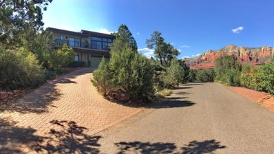 Photo for Style and Fabulous Red Rock Views from Inside and Out! Week Minimum.