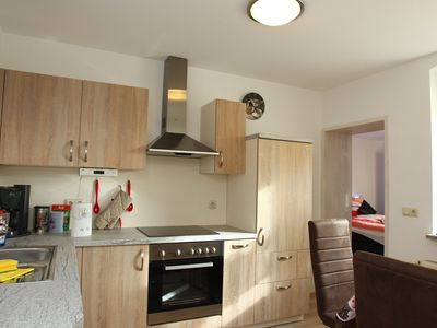Photo for New NR apartment in Pohlitz, 2 pers., EC