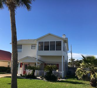 Photo for Spacious And Bright 4/4 Beach House, Walking Distance To New Smyrna Beach