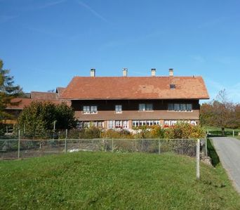 Photo for Wald ZH holiday apartment for 6 people with 2 bedrooms - apartment in farmhouse