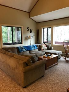 Photo for Spacious 3 Bedroom Condo at the Village of Loon Mountain