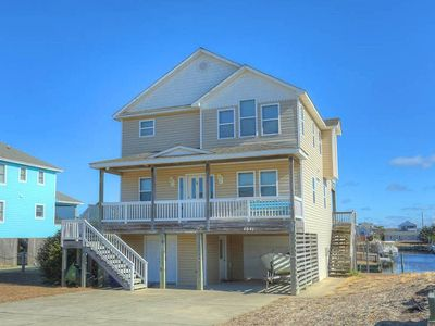 Photo for Nags Head - Canalfront - Check-In: Sat
