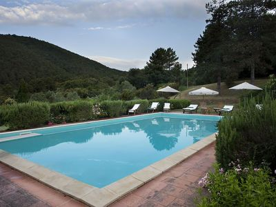 Photo for Villa Elisa is a luxury property in Tuscany with rpivate swimming pool 6 bedrooms 4 bathrooms sleeps
