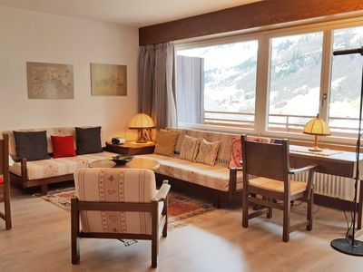 Photo for Apartment Ringstrasse (Utoring) in Leukerbad - 4 persons, 1 bedrooms