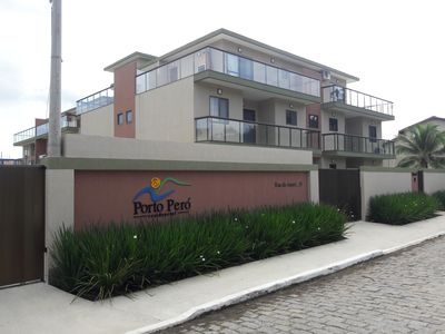 Photo for Cabo Frio, Peró, Beautiful duplex penthouse with barbecue, 400 meters from the beach.