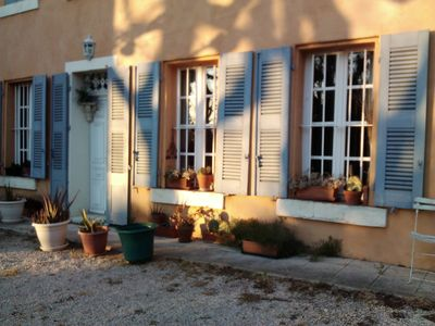 Photo for APART garden in Provencal house