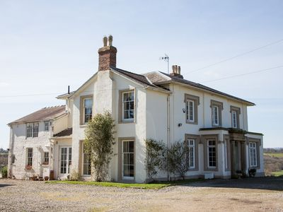 Photo for Stunning Georgian Grade 2 Listed property in the Welsh borders
