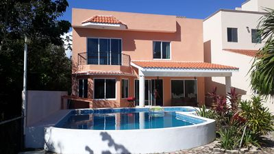 Photo for Casa Montemayor is a beautiful house between Playa del Carmen and Tulum.