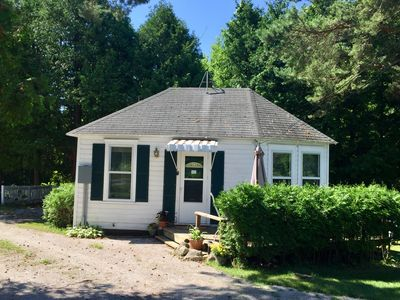 Photo for Quaint and quiet cottage north of Ephraim, just off of Hwy 42.  Easy to find.