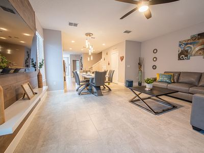 Photo for New Listing Special. Disney Area, Brand New 4Bed Townhome.
