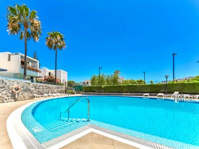 Photo for Las Americas Two Bedroom with Amazing Pool