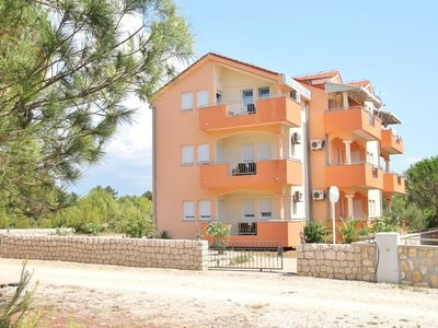Photo for 1BR Apartment Vacation Rental in Vrsi, Zadar riviera