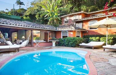 Photo for Charming House in Búzios, Beachfront and 10 minutes walking to the Center.