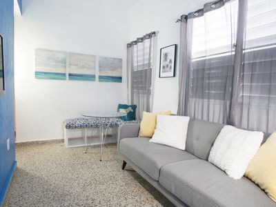 Photo for Neat 2BR in Condado. Close to the Beach!
