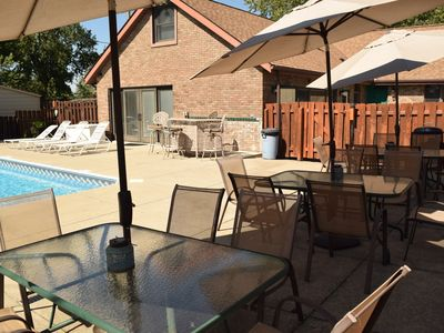 Lifetime Memories *Pool *Hot Tub *Play Ground *Game Room *Free WiFi *AC *Grill