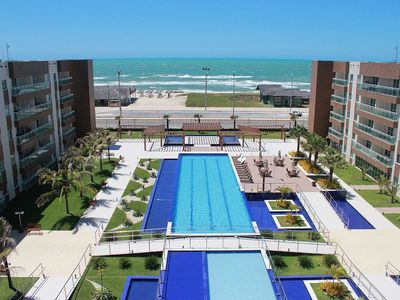 Photo for The future beach - Fortaleza - Front Hotel Vila Gale
