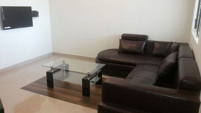 Furnished A/C Deluxe apartment in Hilite City