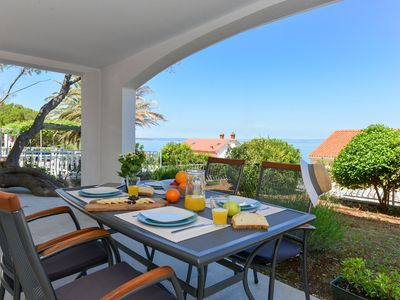 Photo for Apartment Mare with beautiful sea views