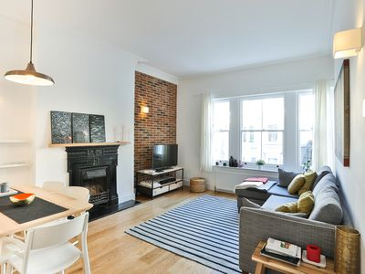 Photo for Bright and cozy apartment in Notting Hill.