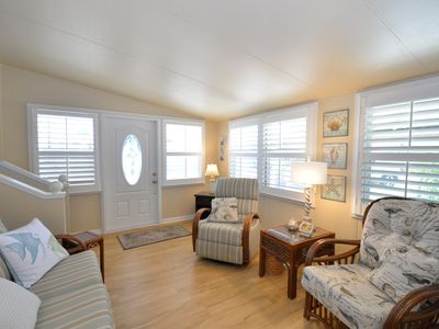 Photo for Bay Cottage - 940 sq Ft!  Luxury for Your Stay Away