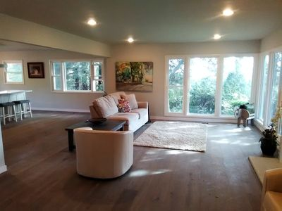 Photo for New Listing-Contemporary Private View Home, Close to Downtown