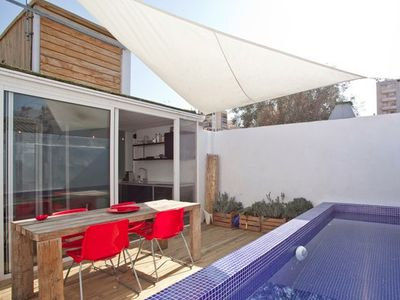 Photo for Container Design House in Palma de Mallorca