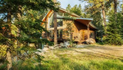 Photo for 3BR Cabin Vacation Rental in Lead, South Dakota