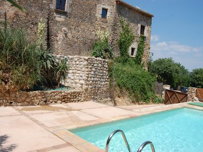 Photo for CAN CAVALLER, quiet village 17 km from the beach