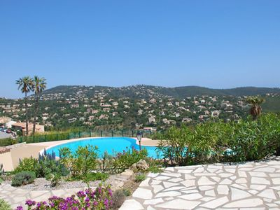Photo for House in Roquebrune-sur-Argens with Internet, Pool, Parking, Terrace (108843)