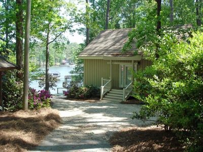 Photo for Awesome View- Lake  Front  Cottage- 5 Star - 2 Kayaks- 40 min downtown Columbia