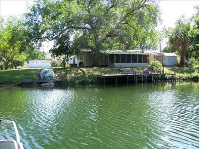 Photo for Weeki Wachee Waterfront Vacation Rental , Kayaks and Canoe, Wi-Fi and Cable
