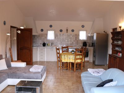 Photo for Villa near the beach and shops of Ste Maxime -les Issambr
