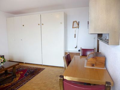 Photo for Apartment in the center of Randogne with Internet, Pool, Lift, Parking (46281)