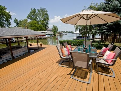 4BR Millersport House on Buckeye Lake!