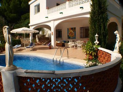 Photo for Holiday house Altea for 2 - 4 persons with 2 bedrooms - Holiday house