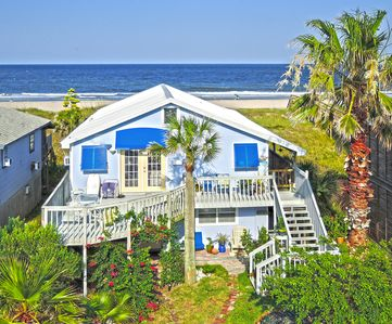 Superb Oceanfront Beach House Charming Comfortable And Equipped With Everything Amelia Island Download Free Architecture Designs Embacsunscenecom